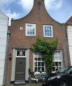 Sfeervol, karakteristiek huis in de Vesting! - Heusden