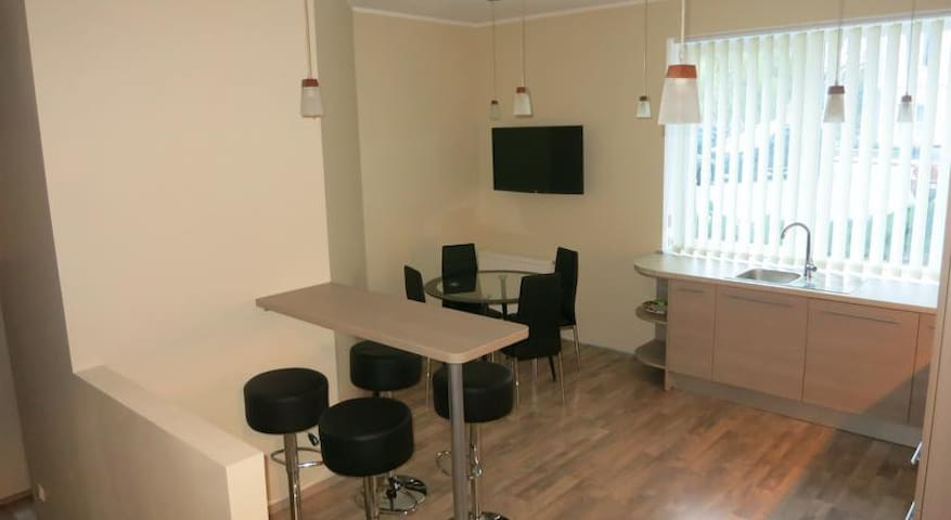 Cat Garden Premium Apartments Riga-2