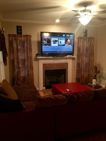Affordable Comfy Couch Downtown ATL - Atlanta - House