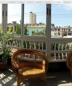 Apto privado con vista al mar - Apartamento