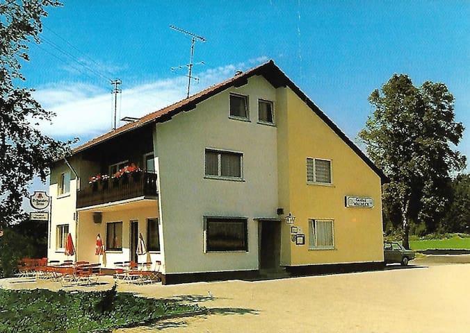 Gasthof Waldeck, Privatzimmer Vermietung