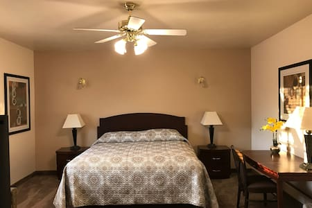 The heart of Southern Utah single room #5 - Hurricane - Rumah