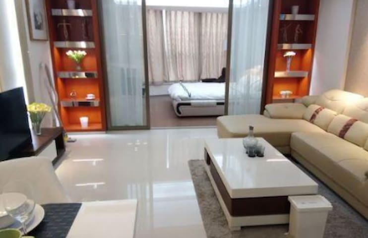 精锴大楼美景房 - Zhangzhou - Apartemen