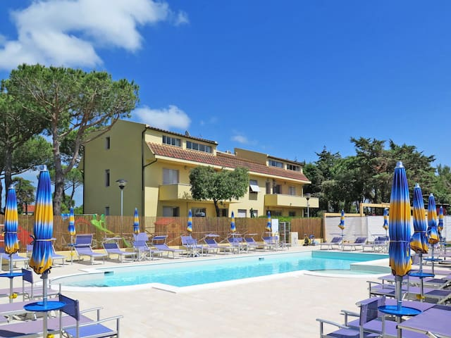 Apartment Residence Riviera for 6 persons