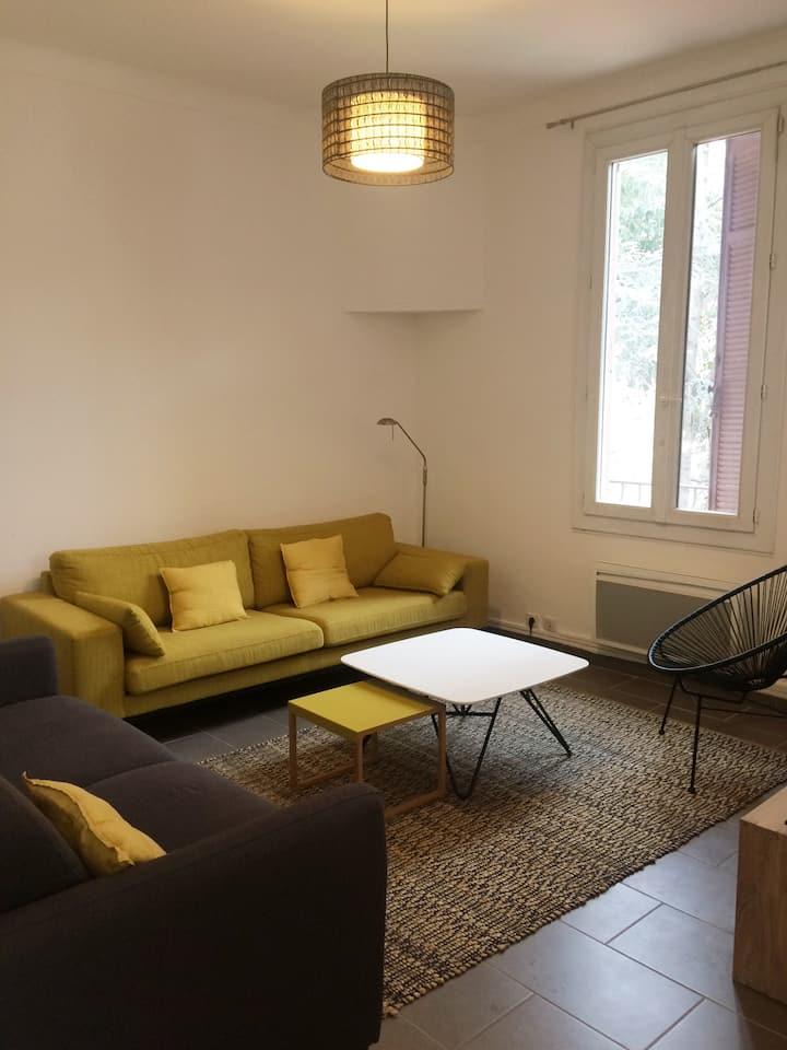 Appartement 3 pièce Cannes 65m2 refait à neuf