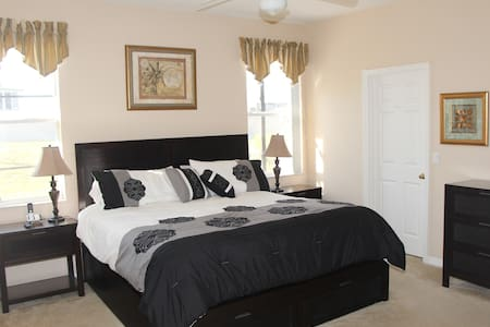 Beautiful Orlando Villa - Haines City - Villa