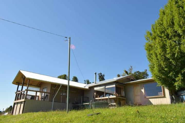 Habitación compartida en casa de campo