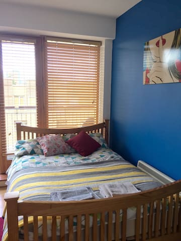 Double Room with Own Bathroom - Dublin - Apartment