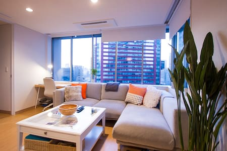 Modern Inner City Apartment - Minato Ku, Tokyo - Minato-ku - อพาร์ทเมนท์