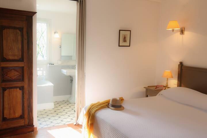 Chambre Privilège dans un hôtel 4* du Cap Corse