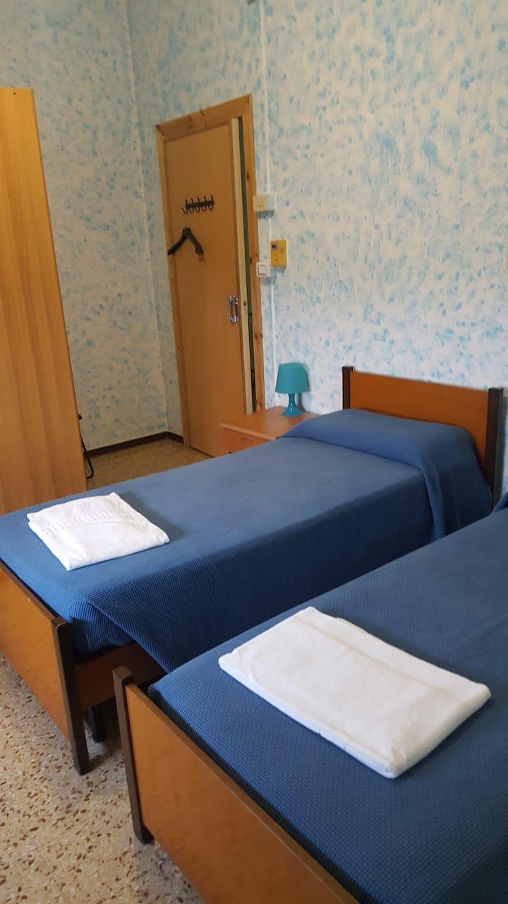 alloggio camera semplice