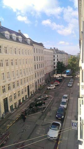 Live in the middle of Copenhagen - København - Flat