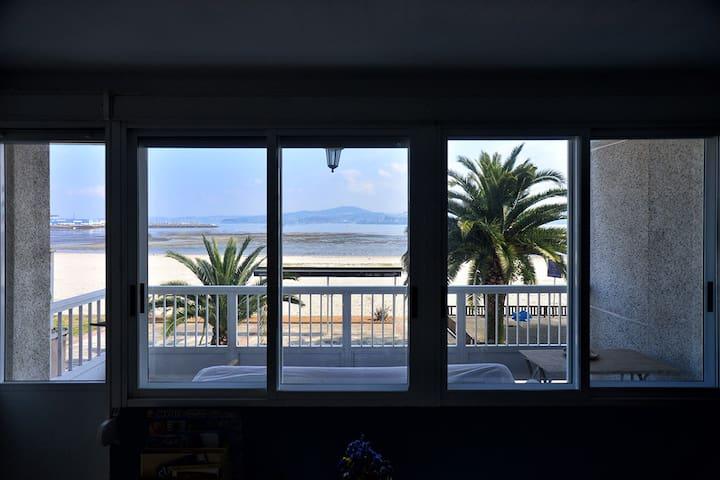 Sada (A Coruña). A pie de playa - Sada - 公寓
