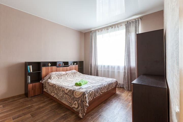 2 rooms apartments in Perlovka guest house - Mytishchi - Bed & Breakfast