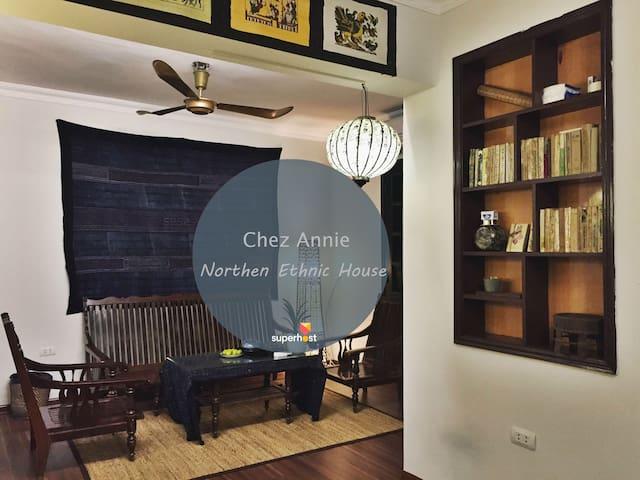 Traditional Hanoi Apartment - Chez Annie - Hanoi - Lägenhet
