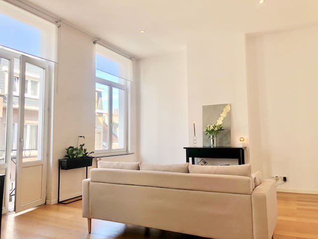 Great apartment in the heart of Brussels
