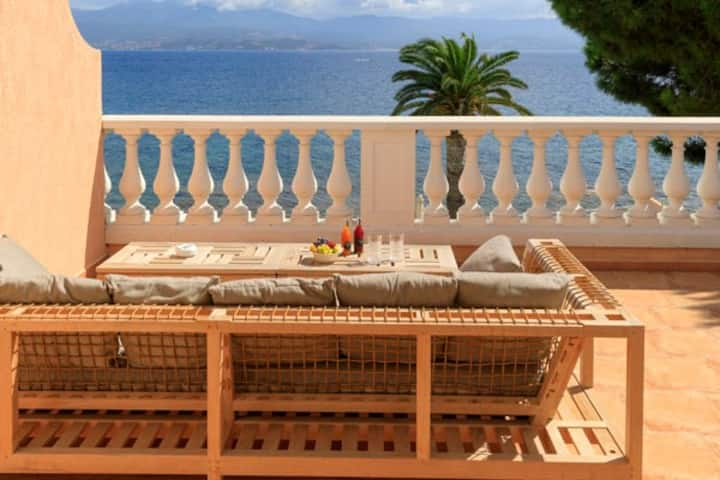 Hotel**** Les Mouettes, Panoramic Sea View Suite