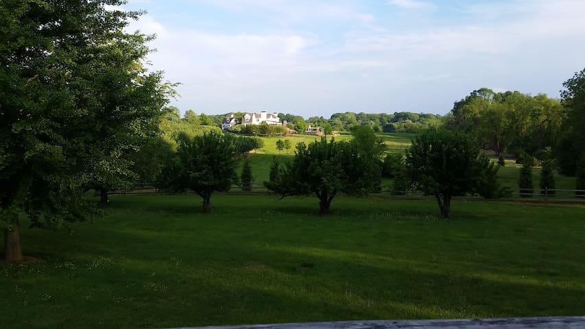 Scenic Getaway nr. Longwood Gardens & KSQ ( 3 rms)