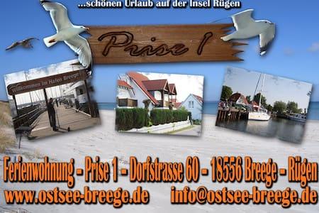 """""""Prise1"""" private Ferienwohnung in Breege/Juliusruh - Breege"""