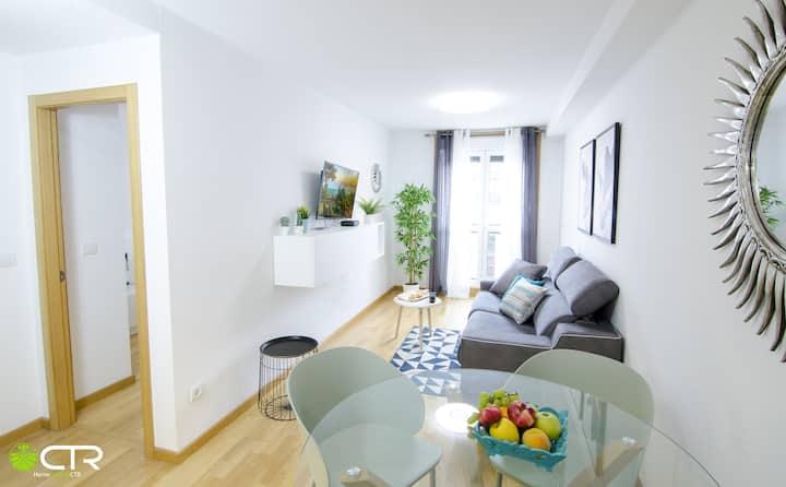 PARKING gratis- apartamento completo