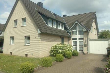 Ferienwohnung Uslar am Solling/Weserbergland