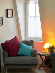 Appartement lumineux en Alsace du Nord - Haguenau