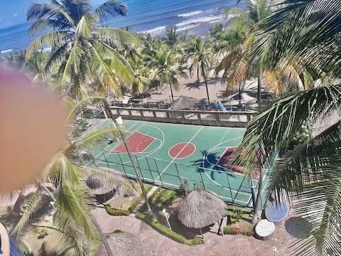 Apartamento Boca de Aroa 65M edificio con playa
