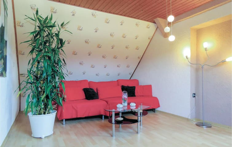 Holiday apartment with 2 bedrooms on 66m² in Meisburg