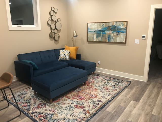 Downtown Apartment for Business or Fun