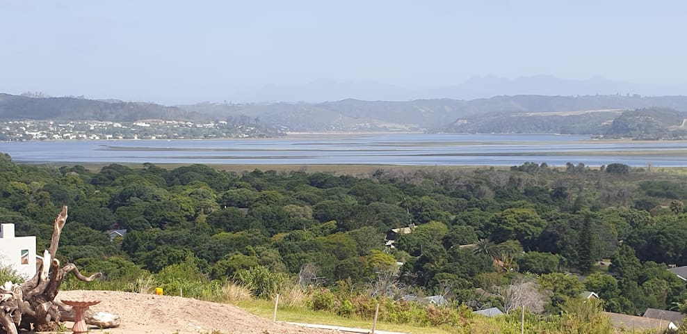 Heron's View - lagoon views @Lake Brenton, Knysna
