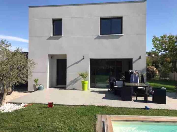 Joli Villa moderne 105m2 proche de toulouse