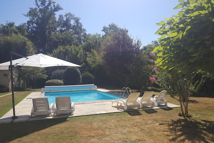Villa des Oliviers - a home away from home (24430) - Saint-Julien-de-Bourdeilles - Nyaraló