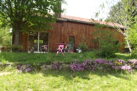La petite maison des bois - Saint-Claude - Casa