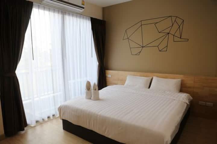 ZAK Residence Deluxe Room