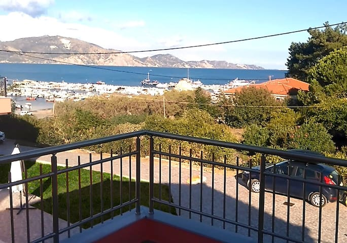 VILLA DANAE. Luxurius with private pool and view. - Laganas - 別荘