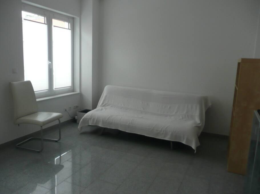 Couch zum Aufklappen 140 x 200 cm im eigenen Zimmer
