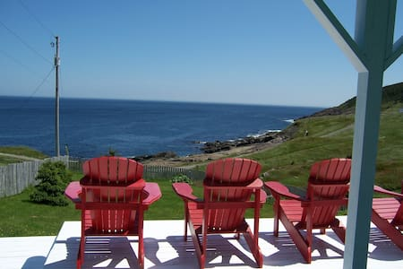 Oceanside Suites - Pouch Cove - Hus