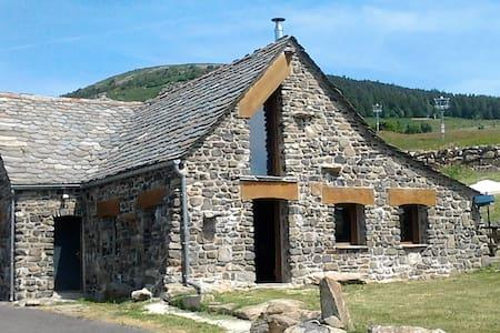Maison moderne et authentique dans un parc naturel - Le Monastier-sur-Gazeille