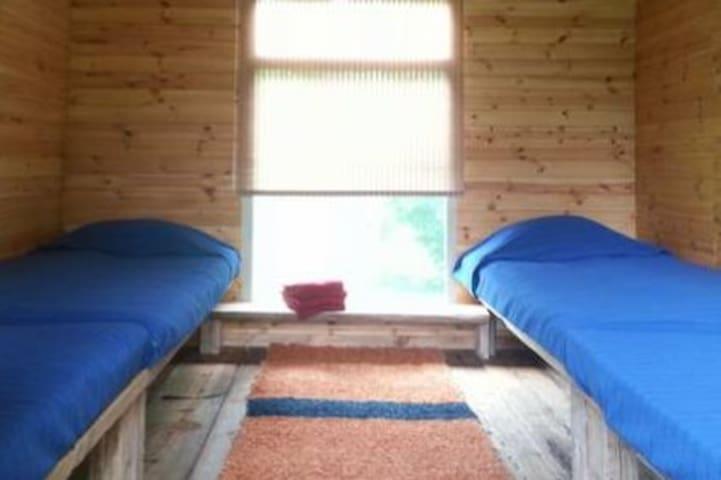 Camping house with a garden/Kämpingumaja