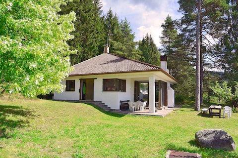 Villa nel bosco a Malosco, alta Val di Non - (TN)