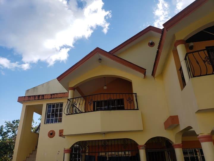 Casa acogedora en JARABACOA