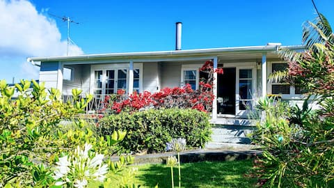 Matheson Bay Vista, views and comfort