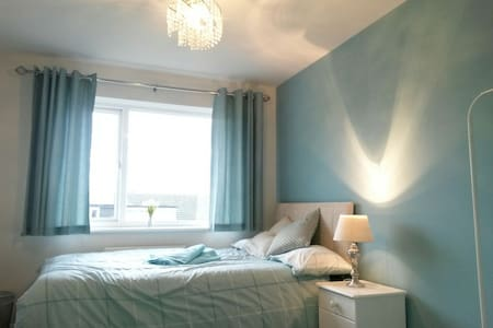 Cozy double close to S-end airport - Southend-on-Sea