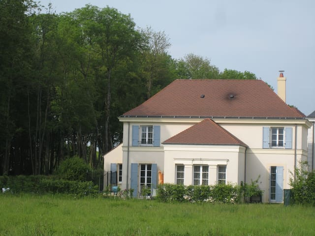 Cosy and Elegant villa near Disneyland Paris - Bailly-Romainvilliers - Villa