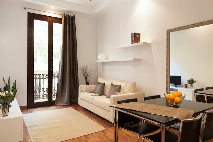 One bedroom apartment near to Sagrada Familia