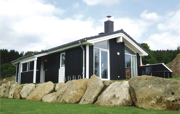 Holiday cottage 64 m² for 4 persons