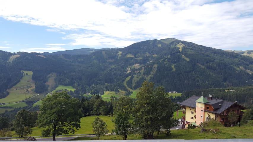 Mühlbach am Hochkönig ski Amade - Mühlbach am Hochkönig