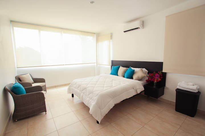 Double Room in San Jose Beach - EC - Overig