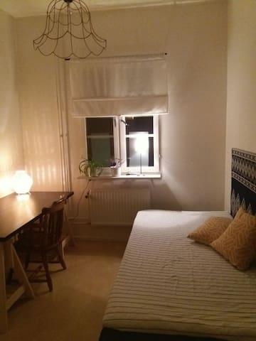 Nice private room - near university in Norrköping