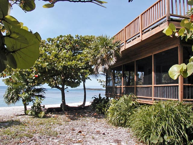 Casa Mañana, Roatan South Shore - Coxen Hole - Huis